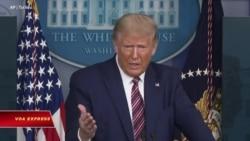 Truyền hình VOA 28/10/20: Thủ tướng Phúc mong Tổng thống Trump 'đánh giá khách quan' về thương mại