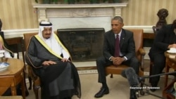 Obama Assures Saudi King's Concerns About Iran, Yemen, Syria