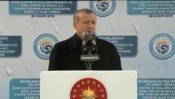 اردوغان درباره سقوط هواپیمای روس ابراز تاسف کرد