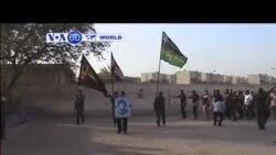VOA60 Duniya: Iraqi, Yuni 20, 2014