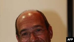 Bộ trưởng Lao động Pháp Eric Woerth