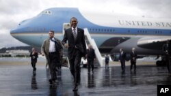 Обама во Колорадо