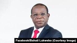Modeste Bahati Lukwebo, leader de l'AFDC-A (Alliance des forces démocratiques du Congo et alliés), Kinshasa, 5 décembre 2018. (Facebook/Bahati Lukwebo).