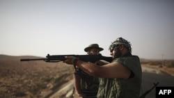 Da li je Kina prodavala oružje Gadafijevim trupama?