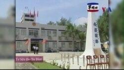 Đài Loan xây hải đăng trên Biển Đông