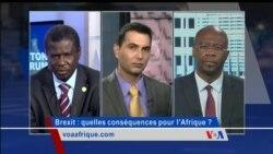Washington Forum du jeudi 30 juin 2016 : Brexit, les conséquences pour l'Afrique