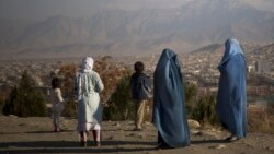 Afghan Women At A Crossroads