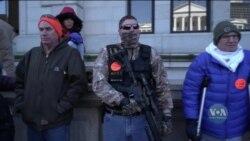 Контроль над обігом зброї у США: чи зможе Байден посилити закони? Відео