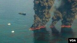 BP mengeluarkan laporan hasil penyelidikan yang menyalahkan mitra-mitra bisnis BP dalam tragedi kebocoran minyak di Teluk Meksiko.