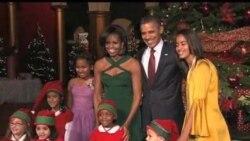 Рождество в Вашингтоне