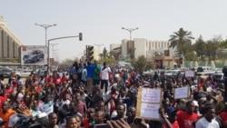 Reportage de Seydina Abe Gueye, correspondant à Dakar pour VOA Afrique