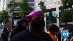 VOA英语视频: 美国年轻人走上街头要求变革