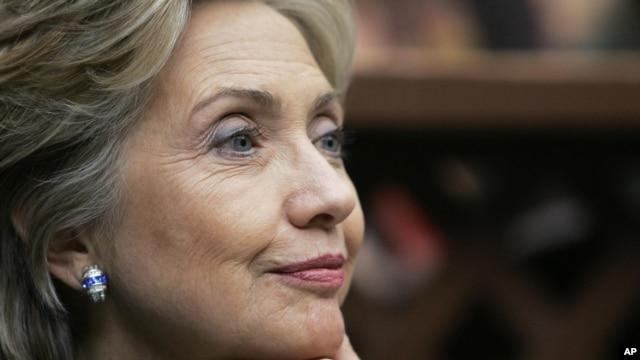 Hillary Rodham Clinton (archives)