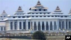 پارلیمان کی عمارت
