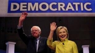 Bernie Sanders y Hillary Clinton debatieron en Milwaukee, Wisconsin, el jueves, 11 de febrero de 2016. El debate fue transmitido por PBS News Hour.
