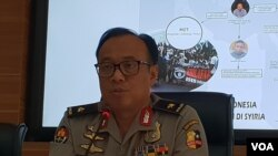 Kepala Biro Penerangan Umum Polri, Brigjen Dedi Prasetyo. (Foto: dok).