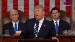 Trump'ın İlk 'Birliğin Durumu' Konuşması