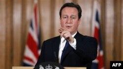 Britaniyanın Baş naziri Deyvid Kamerun gələn il Moskvaya səfər edəcək