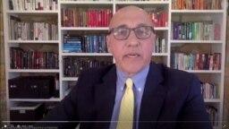 Penyelidik khusus PBB untuk Myanmar, Thomas Andrews
