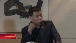 Ông Duterte đối mặt với thử thách trong nước vì thân với TQ