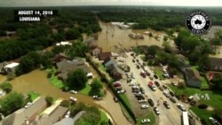 Dramatic Rescue in Deadly US Flooding
