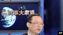 北京独立作家余杰