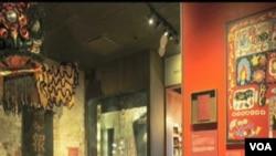 Jedna od prostorija Muzeja Kineza u Americi