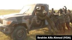 Dakarun Sojojin Najeriya Sun Fatattaki 'Yan Boko