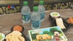 Disney Tolak Iklan Junk Food - Liputan Berita VOA