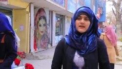 آمادگیهای برای تجلیل از روز عاشقان در شهر کابل