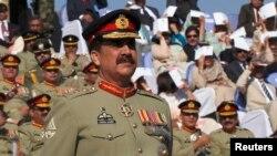 جنرل راحیل شریف (فائل فوٹو )