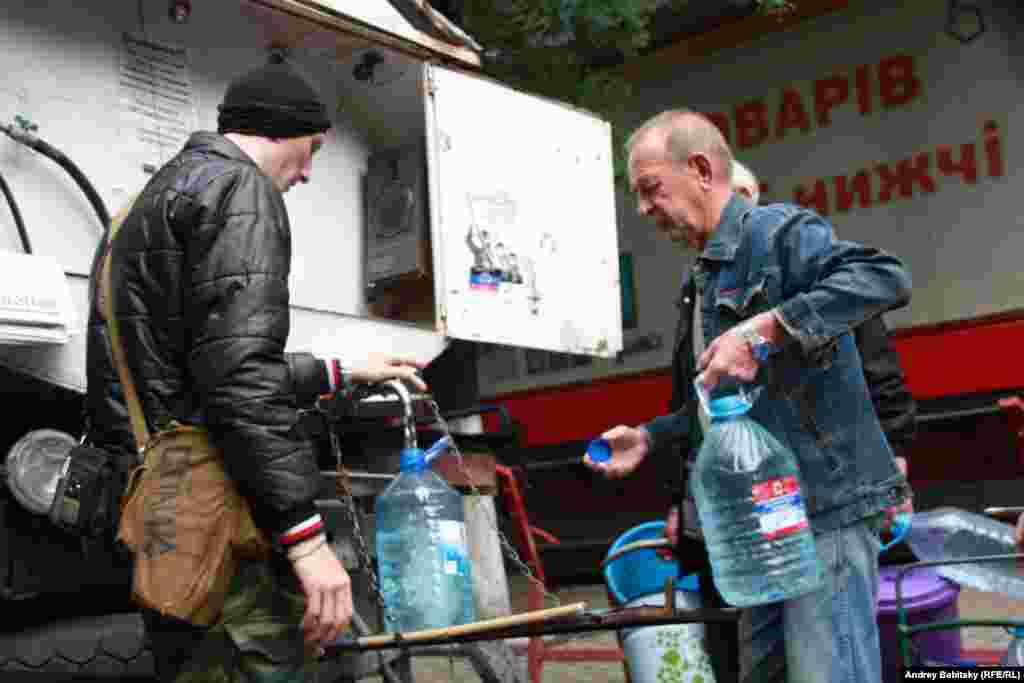 Життя у Слов'янську