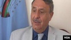 جنرال علومي وايي د ډیورنډ تش په نامه سرحد هېڅکله د افغانستان د دولتونو له خوا په رسمیت نه دې پیژندل شوې.
