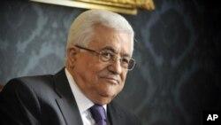 فلسطینی اتھارٹی کے صدر محمود عباس