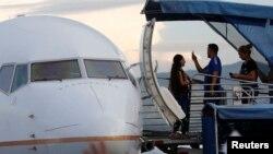 Los adultos también han sido beneficiados por boletos más baratos para viajar hasta Ciudad Juárez, México.
