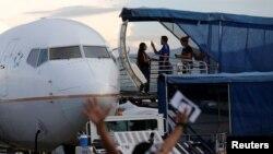 La delegación de Estados Unidos subrayó su posición de que el Gobierno de Cuba debe aceptar el regreso de los cubanos que han sido deportados.