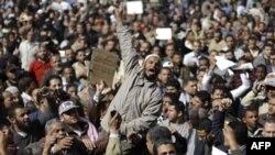 Egjipt: Pritet marshimi i mbi një milion protestuesve, ndërsa ushtria zotohet të përmbahet