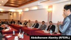 Iraq – Media workshop for politicians and local government officials, Basra. (File)