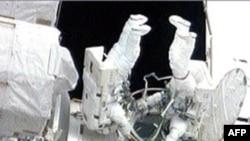 На борту МКС готовятся к ремонтным работам в открытом космосе
