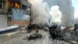 Hatay'da Bombalı Saldırılar