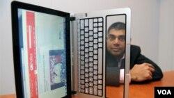 El NIKISKI es un nuevo modelo experimental de ultrabook que Intel presentó como inspiración.