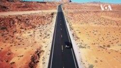 [미국을 만나다2] 애리조나의 끝없는 사막