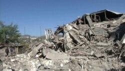 Život u Stepanakertu tokom sukoba Jermenije i Azerbejdžana