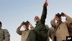 نیروهای وابسته به جمهوری اسلامی در سوریه و برای حمایت از رژیم اسد حضور دارند.