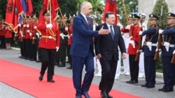 Albania Begins Path To EU Membership