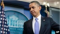 اوباما: ۲۰۱۱ کال د بدلون او پرمختګ کال و