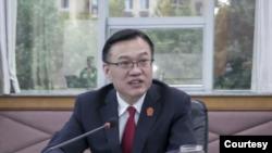 湖北省高院副院长张忠斌(中国湖北省官网)