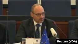 رولند کوبیا، نماینده ویژه اتحادیه اروپا برای افغانستان