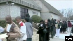 Stabilizovanje stope nezaposlenosti znak oporavka američke ekonomije