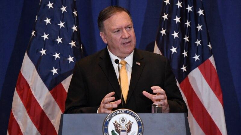 مایک پمپئو: ترکیه برای پرهیز از تحریمهای بیشتر به عملیات نظامی در سوریه پایان دهد